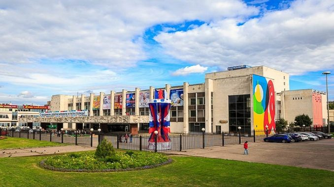 Работа культурных центров Москвы