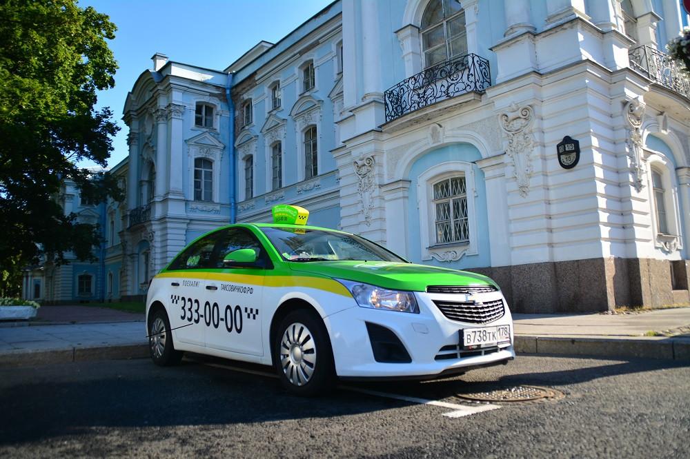 Автомобиль сервиса Таксовичкоф